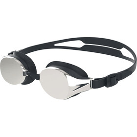 speedo Hydropure Mirror Goggles black/chrome